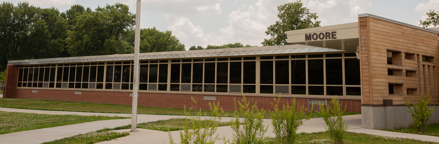 Moore Elementary School Building